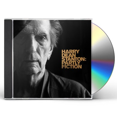 Harry Dean Stanton PARTLY FICTION CD
