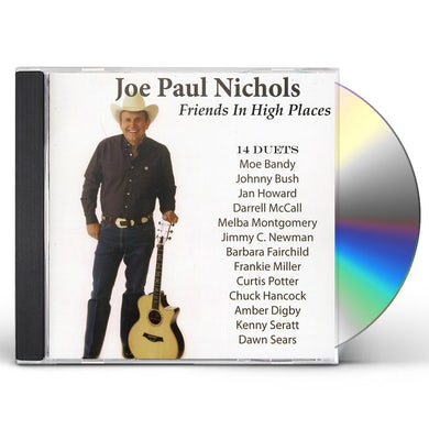 FRIENDS IN HIGH PLACES CD