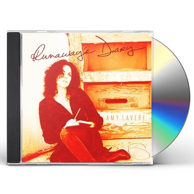 Amy Lavere RUNAWAY'S DIARY CD