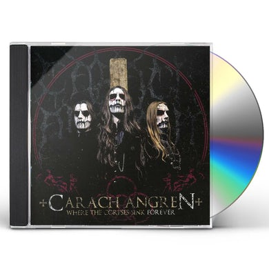 Carach Angren WHERE THE CORPSES SINK FOREVER CD