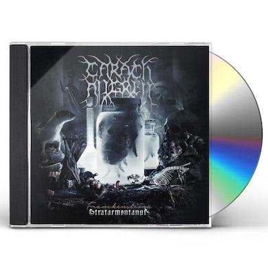 Carach Angren Frankensteina Strataemontanus CD