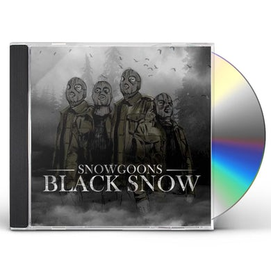 Snowgoons Black Snow [PA] CD