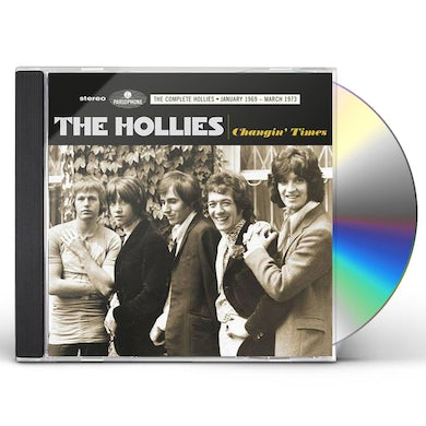 The Hollies CHANGIN TIMES CD