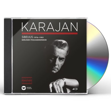 Sibelius RECORDINGS SEP 1976-JAN 1981 CD
