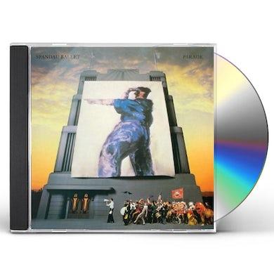 Spandau Ballet PARADE CD