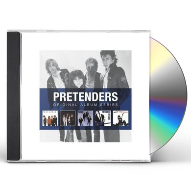 The Pretenders ORIGINAL ALBUM SERIES CD