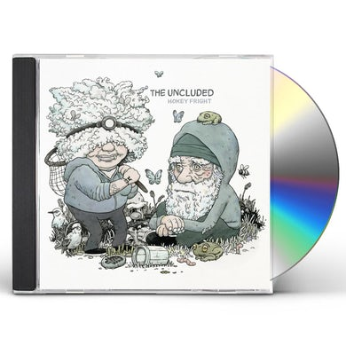 Uncluded HOKEY FRIGHT CD