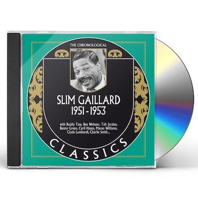 Slim Gaillard 1951-1953 CD