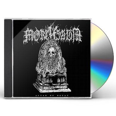 Mortiferum ALTAR OF DECAY CD