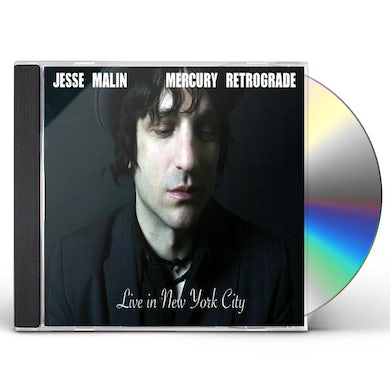 Jesse Malin MERCURY RETROGRADE CD