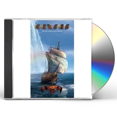 Kansas SAIL ON: THE 30TH ANNIVERSARY COLLECTION 1974-2004 CD