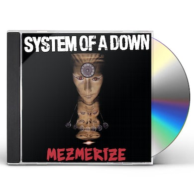 System Of A Down Mezmerize (Edited Version) CD