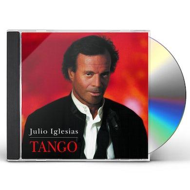 Julio Iglesias TANGO CD