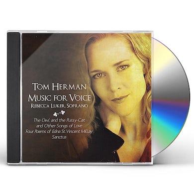 Rebecca Luker MUSIC FOR VOICE CD