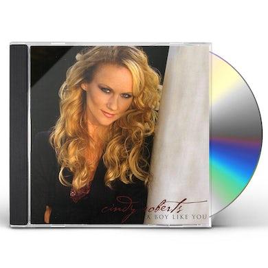 Cindy Roberts BOY LIKE YOU CD