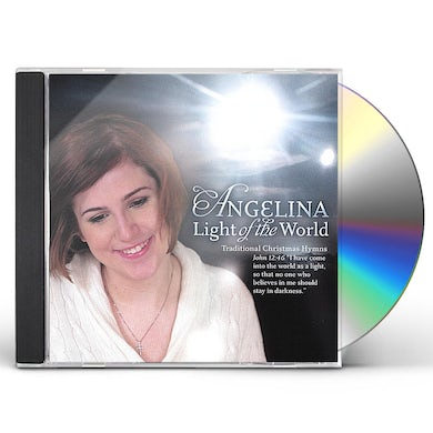 angelina LIGHT OF THE WORLD CD