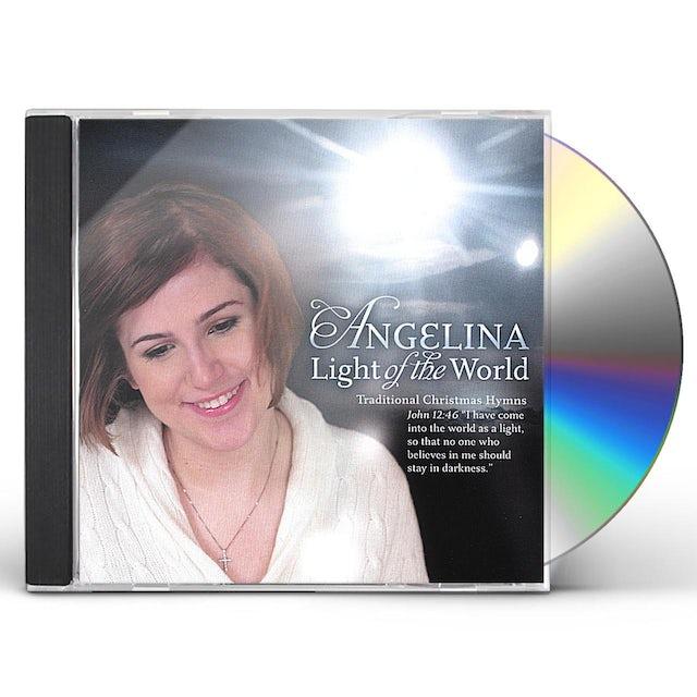 angelina LIGHT OF THE WORLD CD
