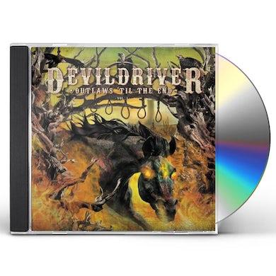 Devildriver OUTLAWS 'TIL THE END 1 CD