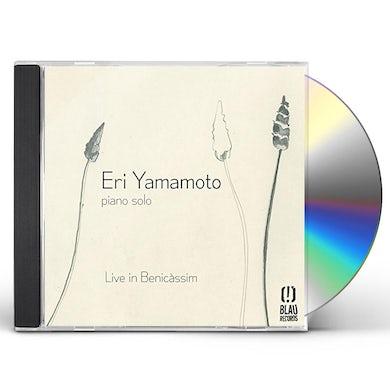 Eri Yamamoto PIANO SOLO: LIVE IN BENICASSIM CD