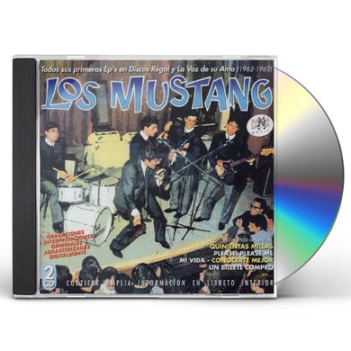 TODOS SUS PRIMEROS EPS DISCOS REGAL CD