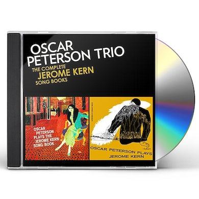 Oscar Peterson COMPLETE JEROME KERN SONGBOOKS + 2 BONUS TRACKS CD