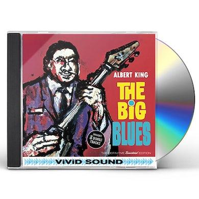 Albert King BIG BLUES + 8 BONUS TRACKS CD