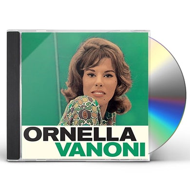 ORNELLA VANONI (DEBUT ALBUM) + 6 BONUS TRACKS CD