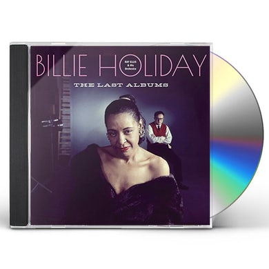 Billie Holiday LAST ALBUMS + 24 BONUS TRACKS CD