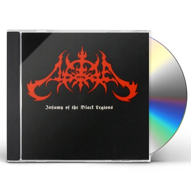 Adore INFAMY OF THE BLACK LEGIONS CD