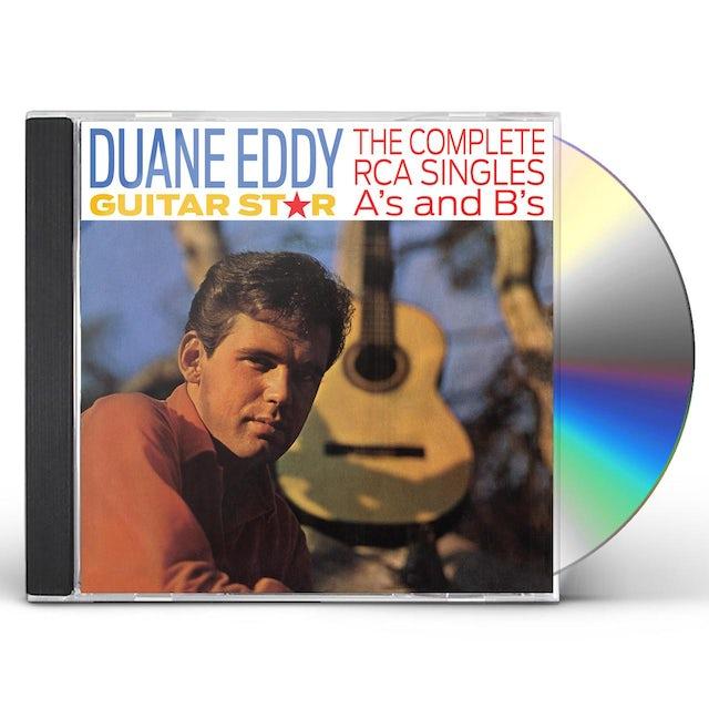 Duane Eddy GUITAR STARS - COMPLETE RCA SINGLES A'S & B'S CD