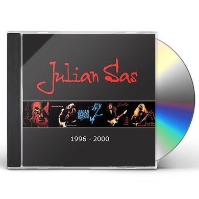 Julian Sas 1996 - 2000 CD