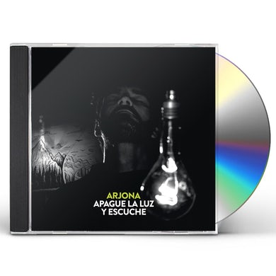 RICARDO ARJONA Apague La Luz Y Escuche CD