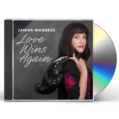 Janiva Magness LOVE WINS AGAIN CD