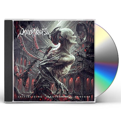 DECEPTIONIST INITIALIZING IRREVERSIBLE PROCESS CD