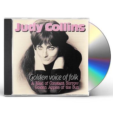 Judy Collins GOLDEN VOICE OF FOLK CD