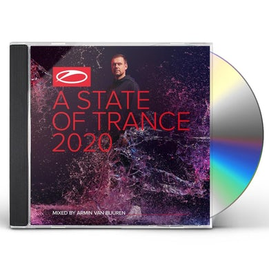 Armin van Buuren STATE OF TRANCE YEAR MIX 2020 CD