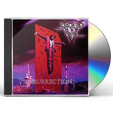 Sacred Rite RESURRECTION CD