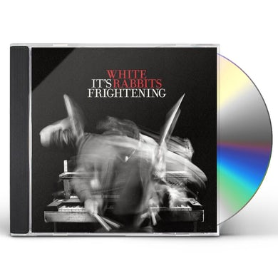 White Rabbits IT'S FRIGHTENING CD