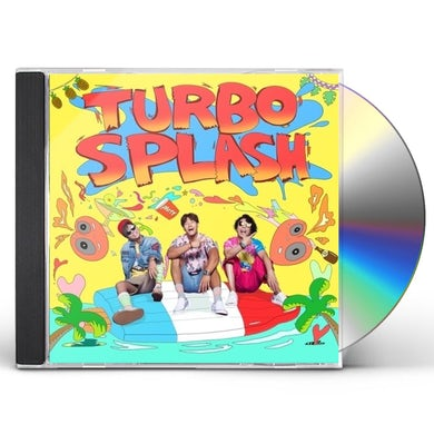 Turbo SPLASH CD