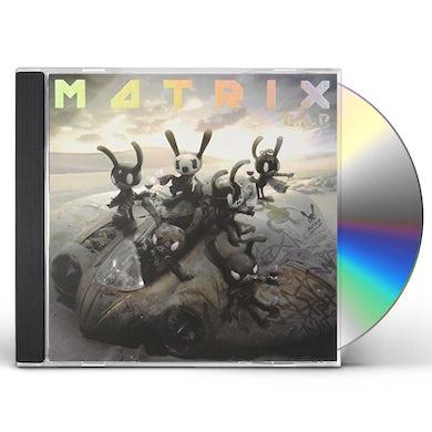 B.A.P MATRIX: CD
