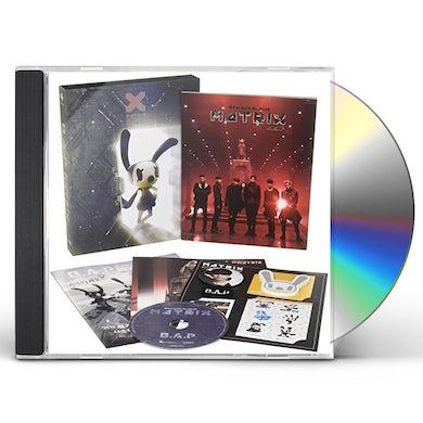 B.A.P MATRIX: SPECIAL X VERSION CD
