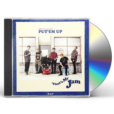 B.A.P PUT EM UP CD