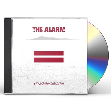 Alarm EQUALS CD