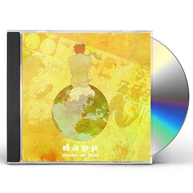 Dapp ALONE AT LAST CD