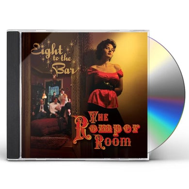 Eight to the Bar ROMPER ROOM CD