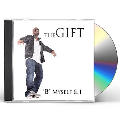 Gift B MYSELF & I CD