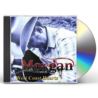 Morgan WEST COAST HEARTS CD