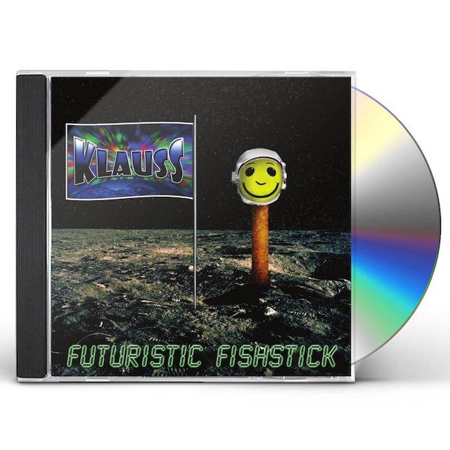 Klauss FUTURISTIC FISHSTICK CD