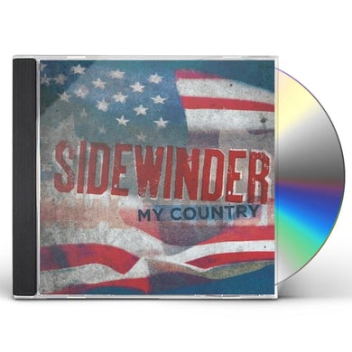 Sidewinder MY COUNTRY CD