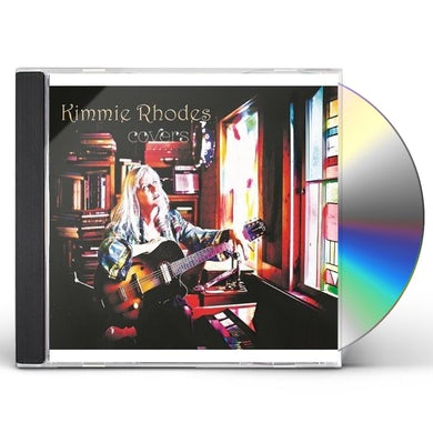 Kimmie Rhodes COVERS CD